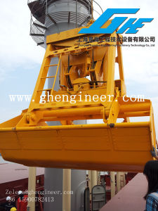 12cbm Wireless Remote Control Single Rope Grab for Marine Crane pictures & photos