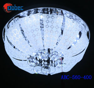 China Chandelier / Crystal Ceiling Lamp with MP3 - China Rgb ...