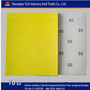Electro Coat Waterproof Abrasive Emery Paper (001502)