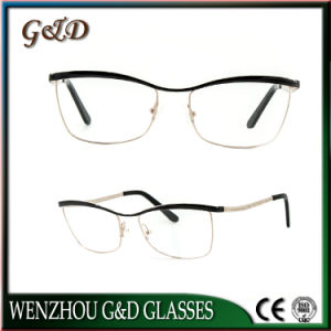 New Design Glasses Eyegalss Frames Eyewear Optical Metal Frame Tb3764 pictures & photos
