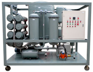 for Clearing Wasted Oil Zya Oil Regeneration Vacuum Oil Purifier Insulating Oil Treatment Plant