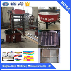 Rubber Plate Press Vulcanizer/Rubber Machine pictures & photos