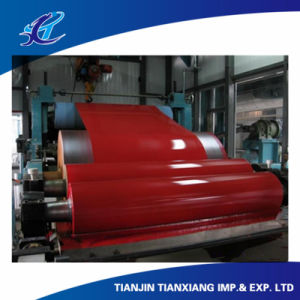 Steel Sheet Color Coated Galvanized Steel Coil pictures & photos