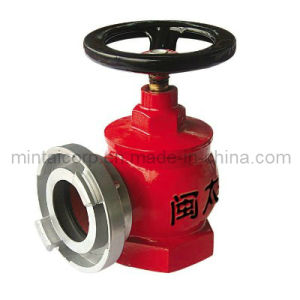 Fire Fighting System and Fire Hydrant Valve