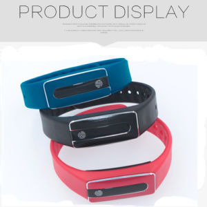 Heart Rate Monitor Smart Bluetooth Bracelet with NFC Function (HB02) pictures & photos