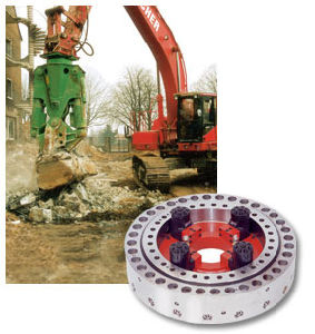 Slewing Drive for Telescopic Working Platform H25inch pictures & photos