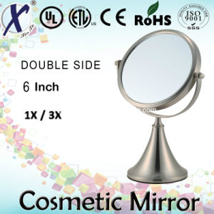 6′′ Double Sides Elegance Tower Shape Cosmetic Mirror
