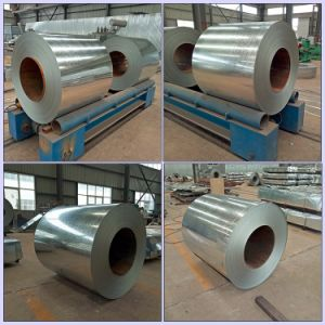 Filming Galvanized Steel Coil with 508mm Diameter for Outside Walls pictures & photos