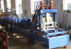 Simple Operation C Purlin Rolling Machine pictures & photos