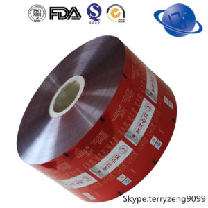 Plastic Film for Tomato Sauce Packing pictures & photos