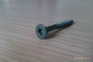 Square Csk Head Self Tapping Screw (C1022)
