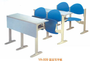 Good Quality Student Desk and Chair School Furniture (YA-009) pictures & photos