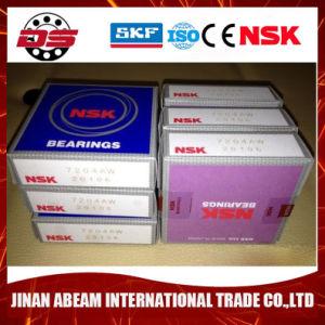 NSK 7204 Angular Contact Ball Bearing pictures & photos