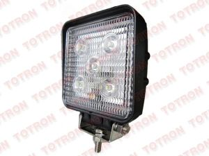 "LED Work Light 4"" 15W 9-32V Square Degree Beam Angle (T1015)"