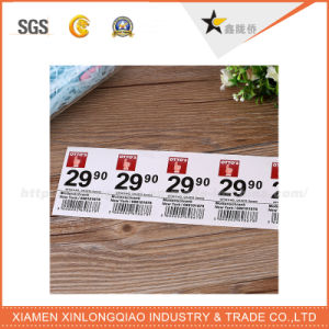 Custom Certificate Security Laser Round Bright Self-Adhesive Hologram Sticker pictures & photos
