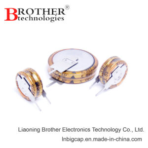 Button Type C H V 5.5V 0.33f Supercapacitor/Ultracapacitor pictures & photos
