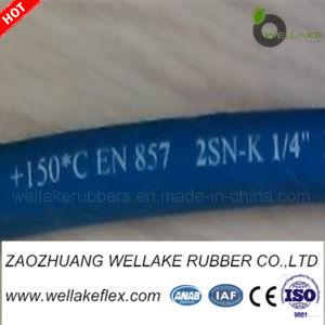 Hydraulic Rubber Hose, DIN En857, 2sn-K, Flexible Hose
