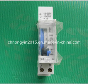 CE Approved Sul 180A 16A 24 Hour Timer Switch pictures & photos