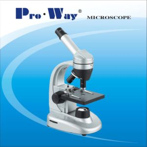 High Quality Monocular Education Biological Microscope (XSP-PW44) pictures & photos