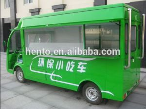 Mobile Fast Food Vending Cart Trailer Truck pictures & photos