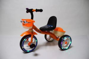 Baby Tricycle with Music and Light pictures & photos