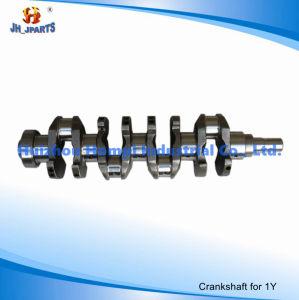 Auto Parts Crankshaft for Toyota 1y 2y 13411-72010 pictures & photos