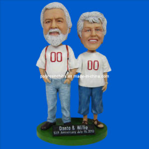 Couple Bobblehead Dolls, Resin Dolls pictures & photos