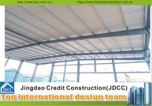 Easy Install, Low Cost Light Steel Buildings pictures & photos