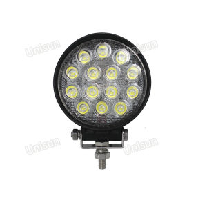 12V/24V 4.5inch 42W Auxiliary LED Work Light 4X4 Reverse Light pictures & photos