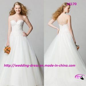 Princess Charming Embodiment Wedding Bridal Dress pictures & photos