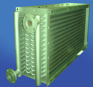 Evaporative Fin Plated Industrial Cooling System & Air Coolers Air Cooled Dryer for Cooling Tower