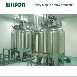 Stainless Steel Liquid Mixing Tank pictures & photos