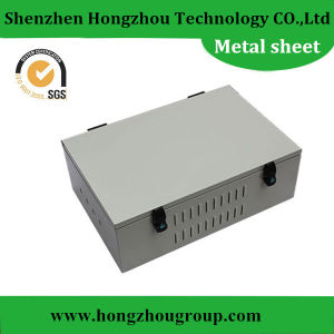 ISO9001 Manufacturer Aluminum Sheet Metal Fabrication Cover and Shell pictures & photos