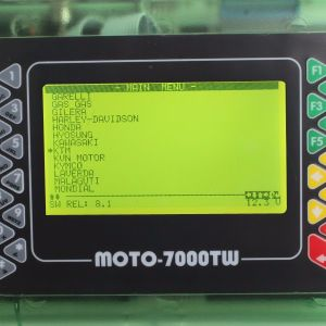 MOTO 7000TW V8.1 Universal Motorcycle Scan Tool pictures & photos
