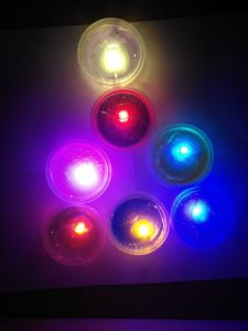 Crystal Clay with LED Light, Play Dough, crystal Magic Clay pictures & photos