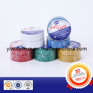 130mic China Manufacturer PVC Insulation Tape pictures & photos