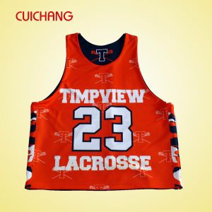 2014 Hot Selling Custom Sublimated Lacrosse Jersey pictures & photos