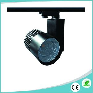 20W/30W/40W/50W COB LED Track Light for Shop/Mall/Market Commercial Lighting pictures & photos