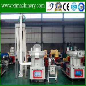 Frequency Conversion, Feeding Adjustable Wood Pellet Machine with TUV Certificate pictures & photos