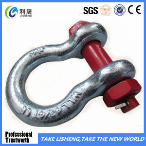 G2130 Bow Type Anchor Shackle pictures & photos
