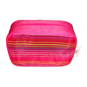Mesh Cosmetic, Makeup, Make up Bag for Lady pictures & photos