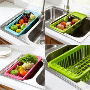 Storage Drying Rack, Fruit Vegetable Basket, Plastic Basket pictures & photos