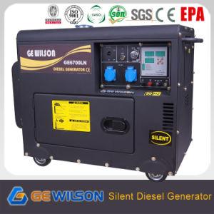 Soundproof Diesel Generator 5kw to 7kw pictures & photos
