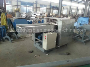 Stainless Steel Rag Cutting Machine Sbj-800 pictures & photos