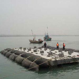 High Perssure Ship Launching Marine Airbag/ Pneumatic Marine Airbag Landing pictures & photos