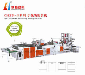 Automatic Handle Bag Making Machine pictures & photos