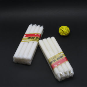 China Supplier Paraffin Wax Household White Mini Candles pictures & photos