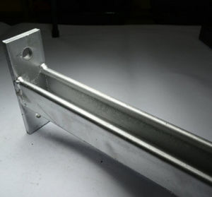 Q235-B Cold-Formed Steel Bracket of Solar Energy pictures & photos