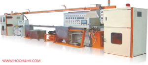 Building Wire Low Smoke Free Halogen Cable Extruder Machine with Siemens Motor pictures & photos