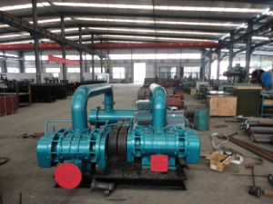 Low Noise Big Air Roots Blower Used on Desulfurization